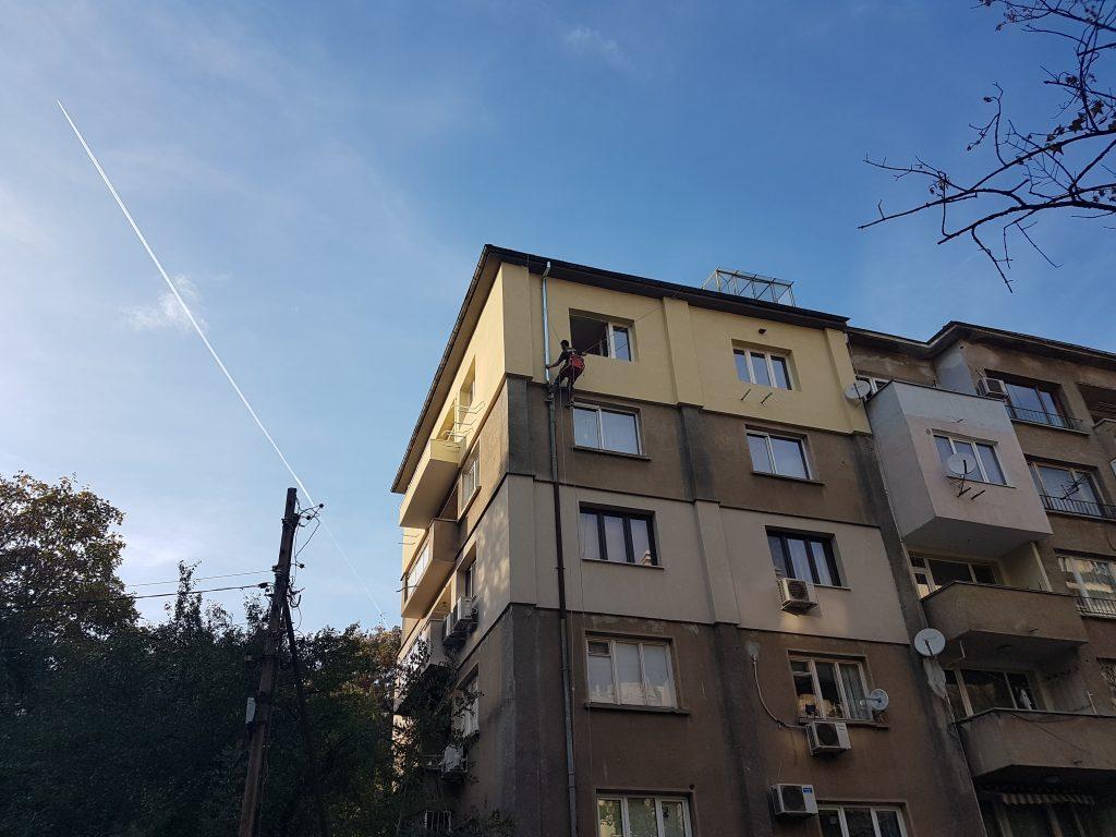Фирмата за топлоизолации в София